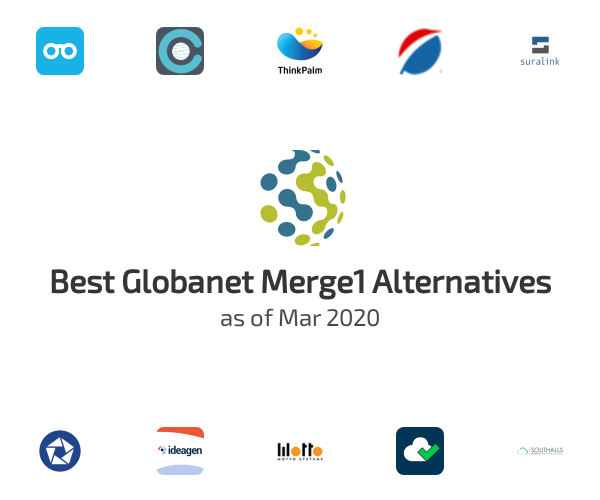 Best Globanet Merge1 Alternatives