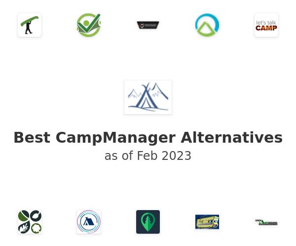 Best CampManager Alternatives
