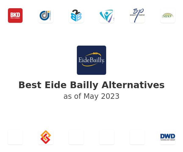 Best Eide Bailly Alternatives
