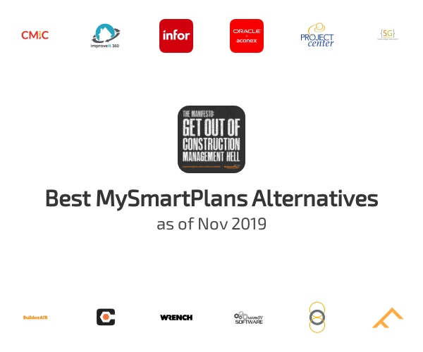 Best MySmartPlans Alternatives