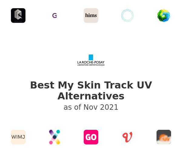 Best My Skin Track UV Alternatives