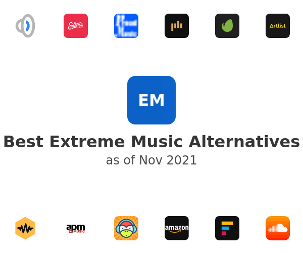 Best Extreme Music Alternatives