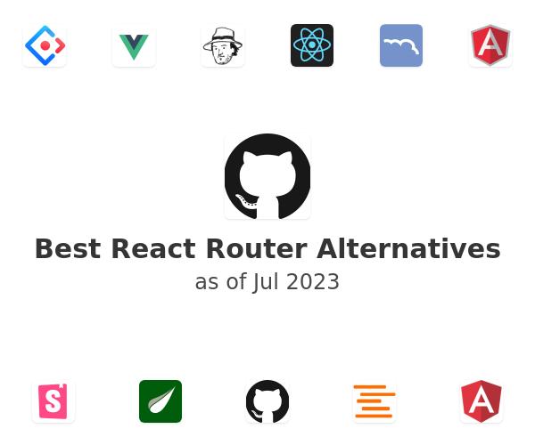 Best React Router Alternatives