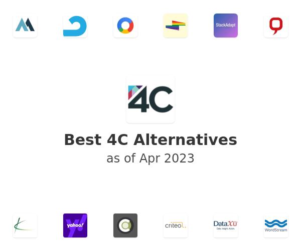 Best 4C Alternatives