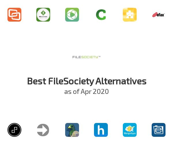 Best FileSociety Alternatives