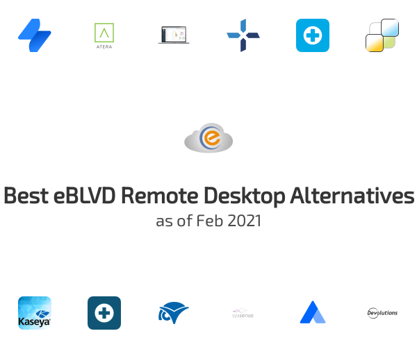 Best eBLVD Remote Desktop Alternatives