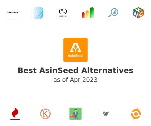 Best AsinSeed Alternatives