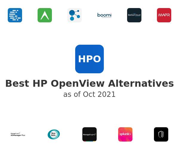 Best HP OpenView Alternatives