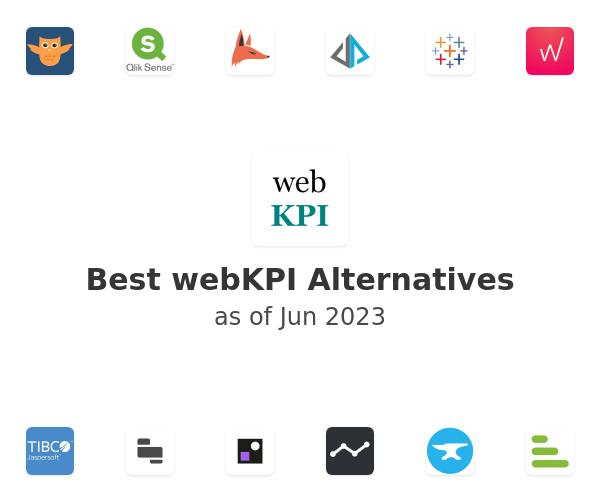 Best webKPI Alternatives