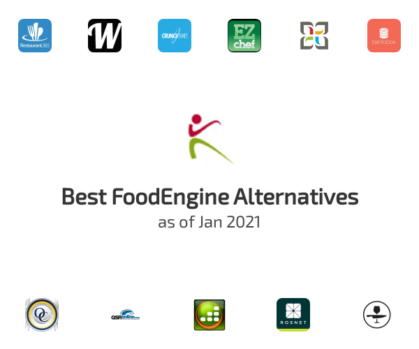 Best FoodEngine Alternatives