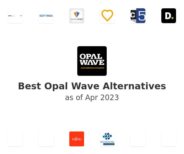 Best Opal Wave Alternatives