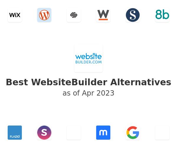 Best WebsiteBuilder Alternatives