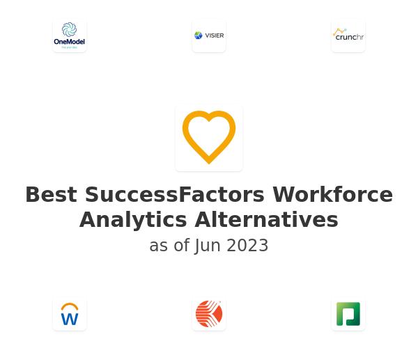 Best SuccessFactors Workforce Analytics Alternatives