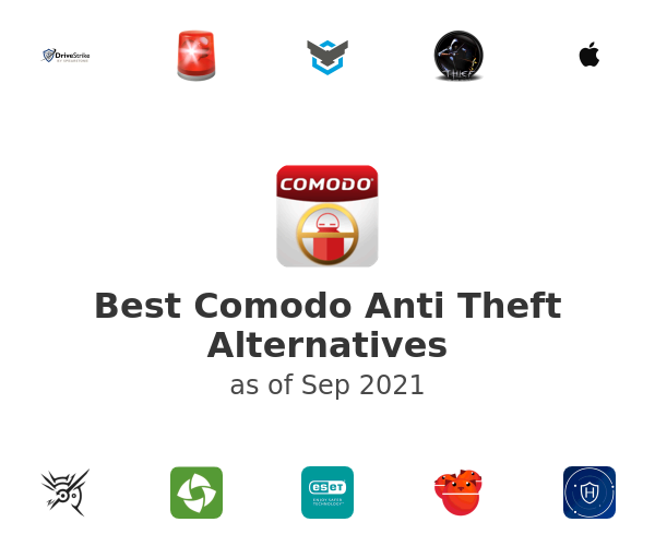 Best Comodo Anti Theft Alternatives