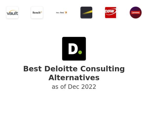 Best Deloitte Consulting Alternatives