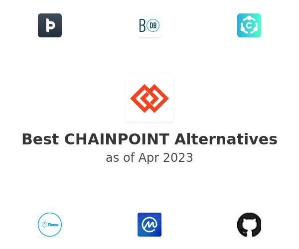 Best CHAINPOINT Alternatives