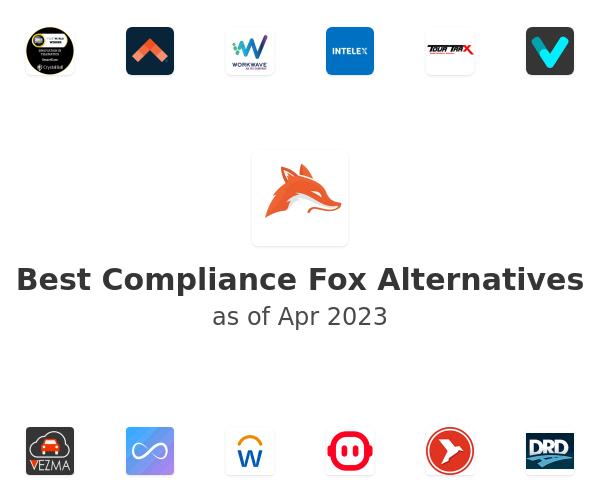 Best Compliance Fox Alternatives