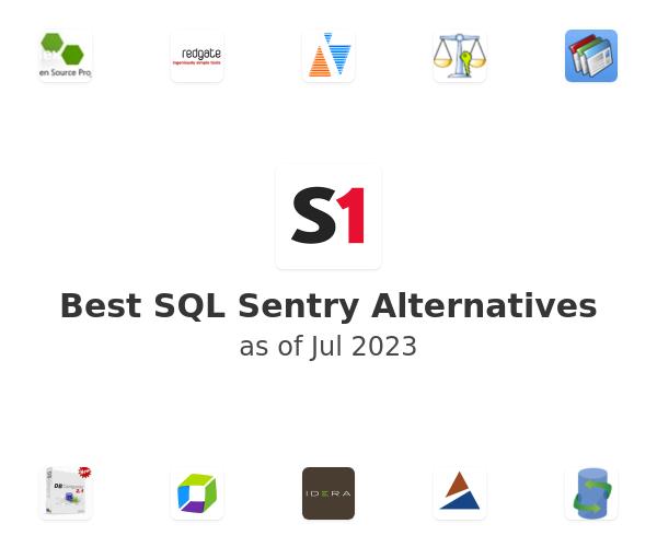 Best SQL Sentry Alternatives