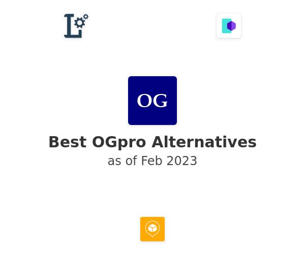 Best OGpro Alternatives