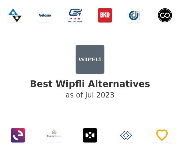 Best Wipfli Alternatives