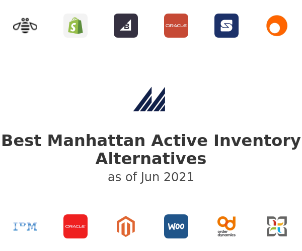 Best Manhattan Active Inventory Alternatives