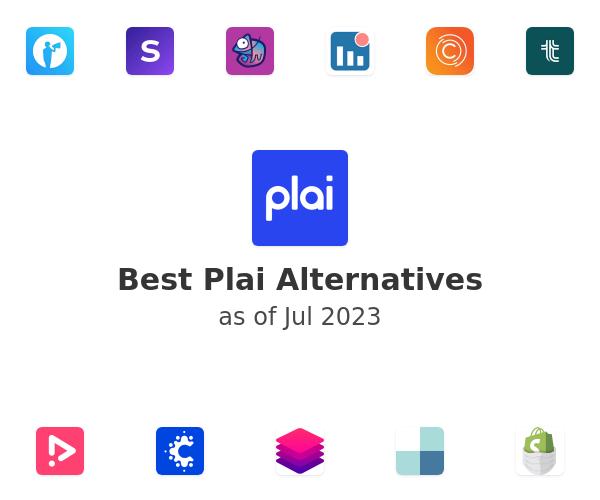 Best Plai Alternatives