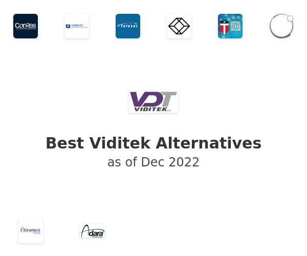 Best Viditek Alternatives