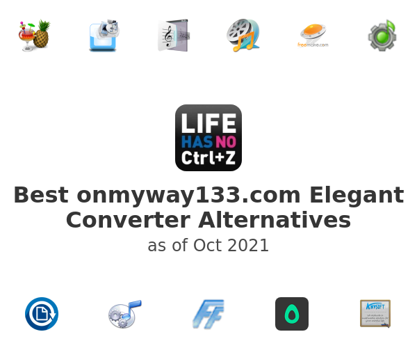 Best onmyway133.com Elegant Converter Alternatives