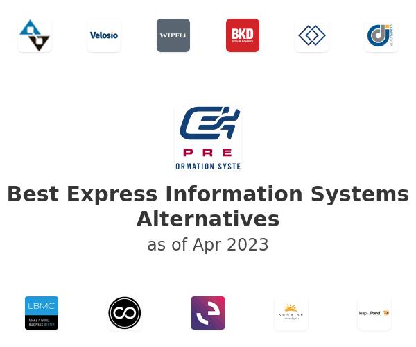 Best Express Information Systems Alternatives