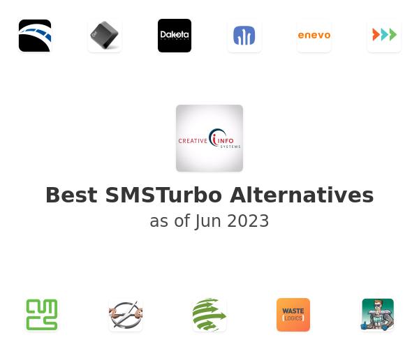 Best SMSTurbo Alternatives