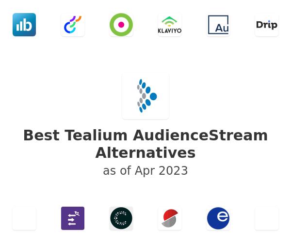 Best Tealium AudienceStream Alternatives