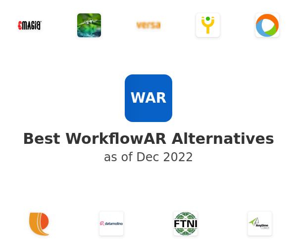 Best WorkflowAR Alternatives