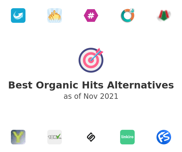 Best Organic Hits Alternatives