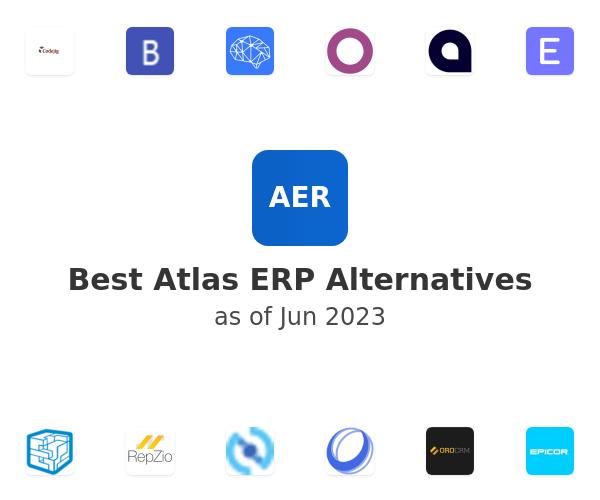 Best Atlas ERP Alternatives