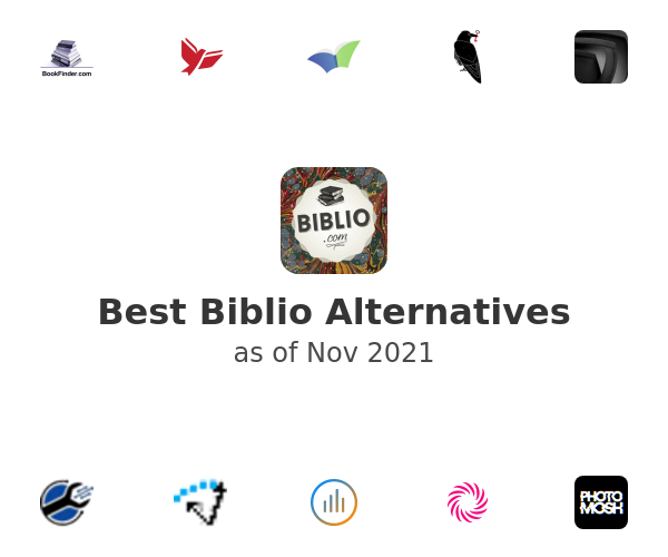 Best Biblio Alternatives