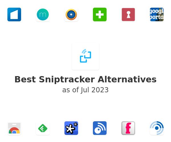 Best Sniptracker Alternatives
