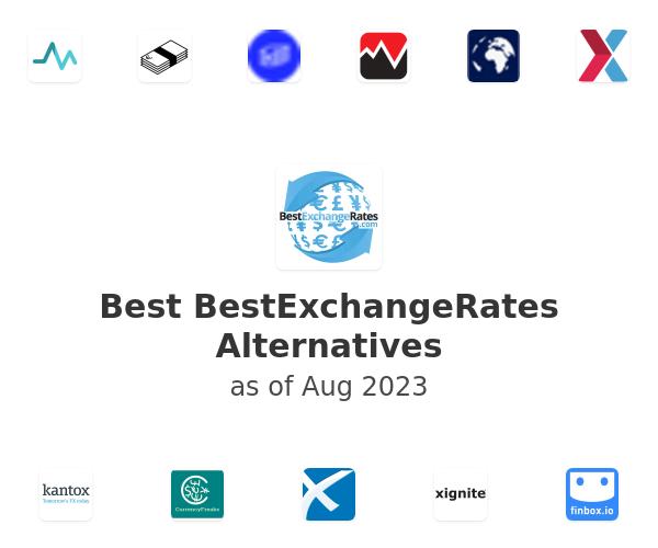 Best BestExchangeRates Alternatives
