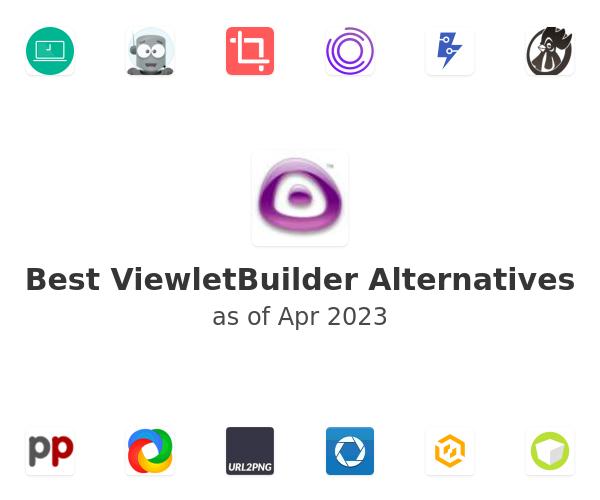 Best ViewletBuilder Alternatives