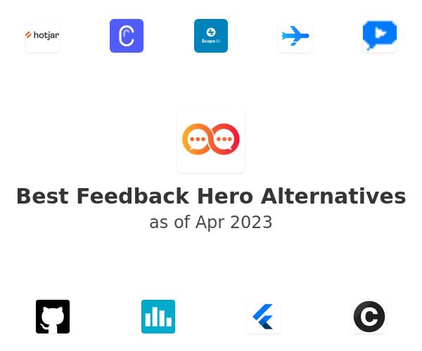 Best Feedback Hero Alternatives