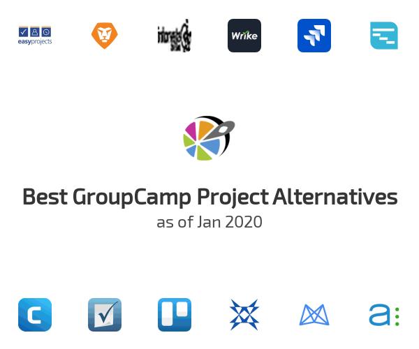 Best GroupCamp Project Alternatives