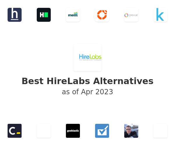Best HireLabs Alternatives