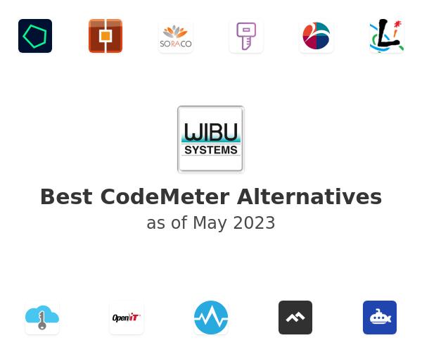 Best CodeMeter Alternatives