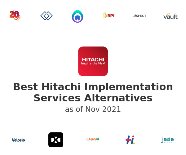 Best Hitachi Implementation Services Alternatives
