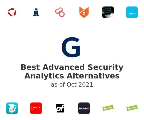Best Advanced Security Analytics Alternatives