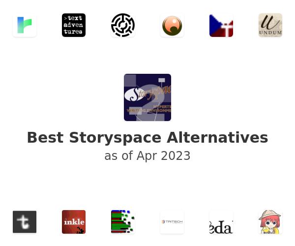 Best Storyspace Alternatives