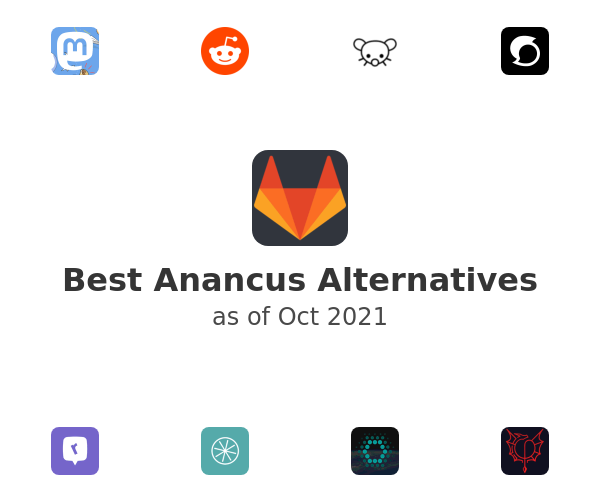 Best Anancus Alternatives