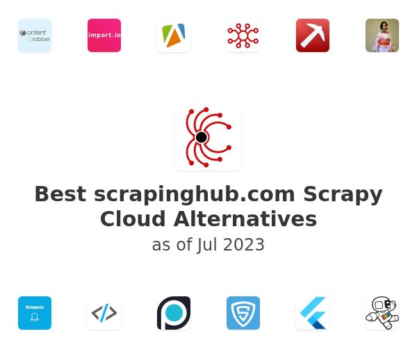 Best Scrapy Cloud Alternatives