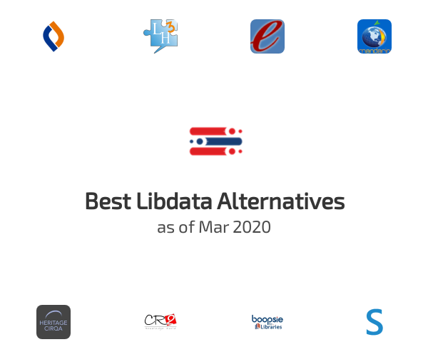 Best Libdata Alternatives