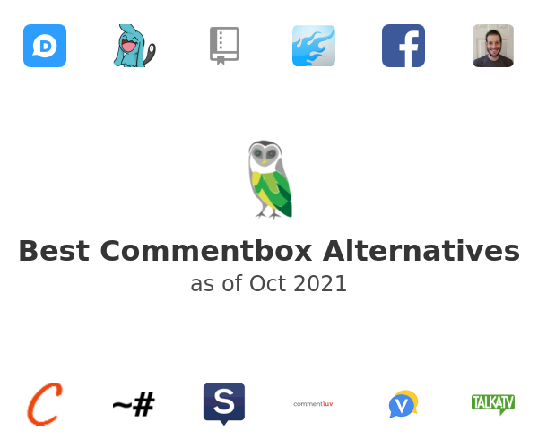 Best Commentbox Alternatives