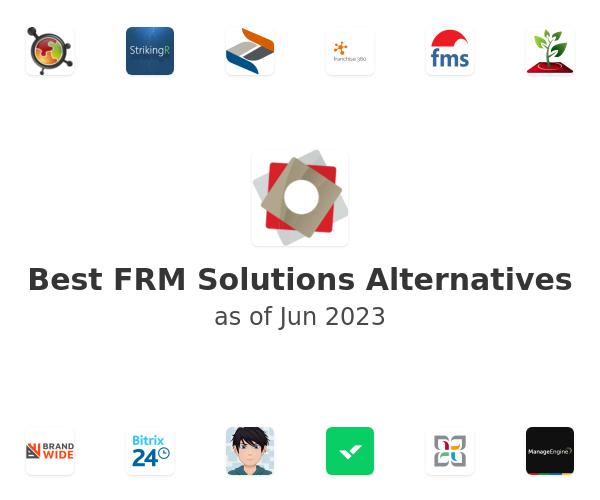 Best FRM Solutions Alternatives